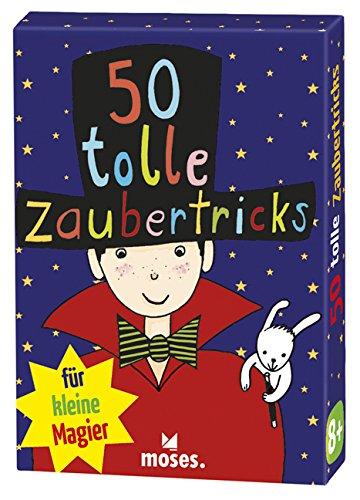 ertricks für kleine Magier | Kinderbeschäftigung | Kartenset ()