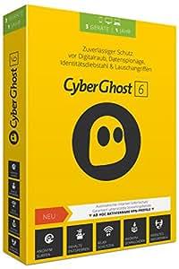Cyberghost Verbindet Nicht