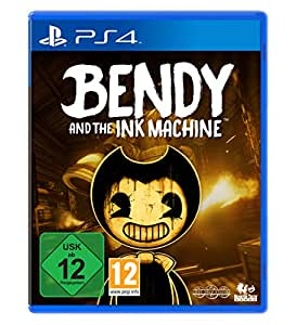 bendy and the ink machine ps4 playstation 4. Black Bedroom Furniture Sets. Home Design Ideas