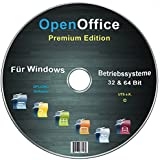 Open Office Premium Edition für Windows 8-7-Vista-XP (32 & 64 Bit)