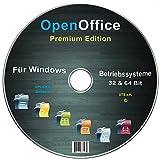 Open Office Premium Edition für Windows 10-8-7-Vista-XP (32 & 64 Bit) [Neueste Version]