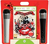 Lips Number One Hits (Software + 2 Micros) (Xbox 360) [PEGI]