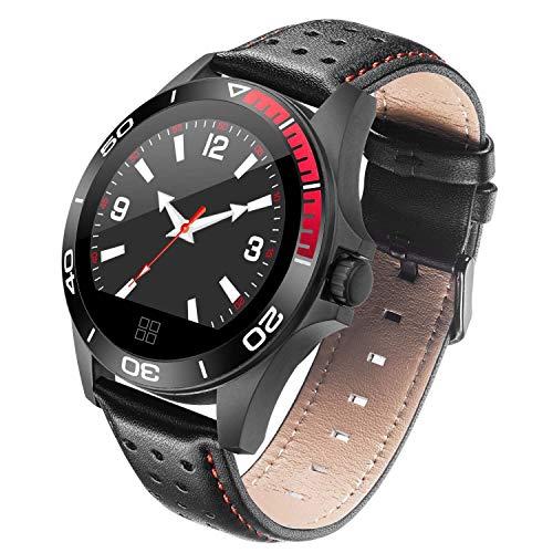 LXIANGP Smart Bracelet Watch Männer Und Frauen Carbon Fiber Case 1,22