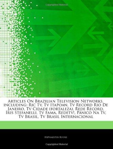 articles-on-brazilian-television-networks-including-ric-tv-tv-itapoan-tv-record-rio-de-janeiro-tv-ci