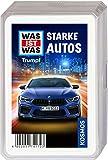 Kosmos IST WAS Starke Autos Gioco di carte a tema auto, Colore Nero, 741723