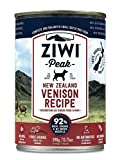 Ziwi Peak - Nassfutter - Canned Dog Food Venison 12 x 390g (getreidefrei)