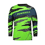 Uglyfrog Long Sleeve Sports Jersey Frühling Motocross Downhill Trikots Enduro Cross Motorrad MTB
