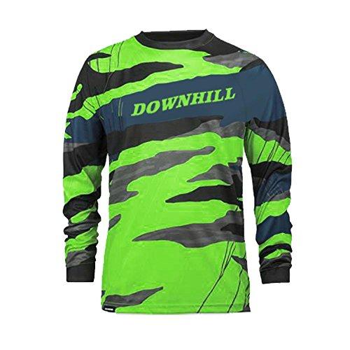 Uglyfrog Element Jersey RACEWEAR Trikot Moto Cross Mountain Bike Enduro MTB Farbkollision Rennrad Downhill Shirts