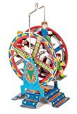 Traditionelle Mini Zinn Riesenrad Sammler Spielzeug Ornament