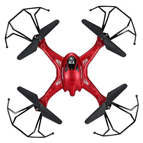 GoolRC-T5G-Drone-con-Cmara-20MP-HD-58G-Wifi-FPV-RC-Quadcopter-24GHz-4CH-6-Ejes-Girocomps-con-Funciones-de-Retorno-Una-tecla-Modo-CF-360–Eversin