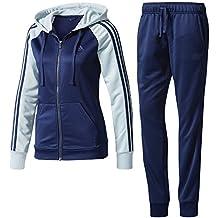 Amazon.es  pantalon chandal mujer adidas - Azul 0cd2f5bdcb7a
