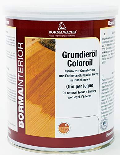 Grundieröl 1 Liter - 60 Schwarz -