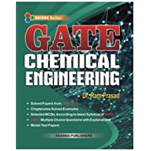 Chemical Engineering for GATE ( Including Principles, Solved Problems and Objectives Type Questions): A Text Book