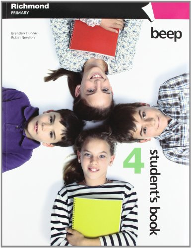 Beep 4 Student's Book Pack por Brendan Dunne, Robin Newton