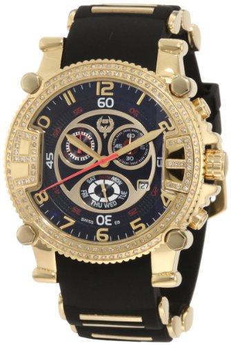 brillier-hommes-022211107-grand-maitre-tourer-or-ton-caoutchouc-noir-rights-watch