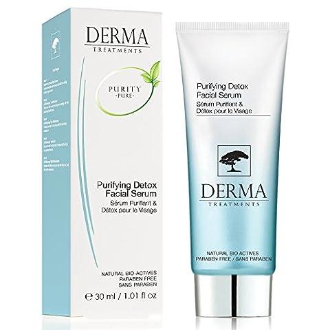 Derma Treatments Sérum Purifiant & Détox pour le Visage