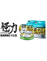 Shimano kairiki SX65Mantis Green 300mt 0.12