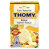 THOMY Les Sauces Käse Sahne Sauce, 250 ml Combiblock, 2,5 Portionen