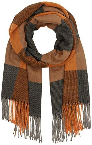 vero-moda-damen-schal-vmchicka-long-scarf-noos-mehrfarbig-adobe-one-size