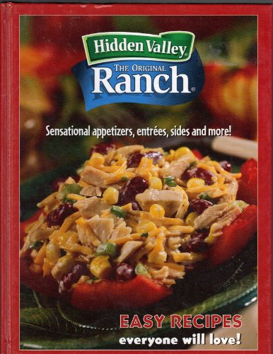 hidden-valley-the-original-ranch-favorites-gebundene-ausgabe-by-unknown