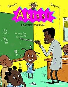 """Afficher """"Akissi n° 4 Rentrée musclée"""""""