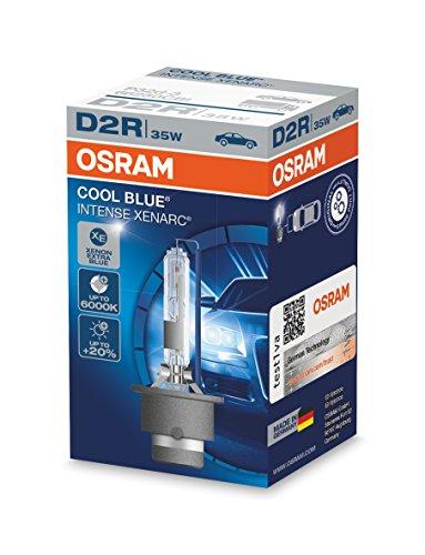 Osram XENARC Osram COOL BLUE INTENSE Frontscheinwerfer D2R, 1er Faltschachtel Foto