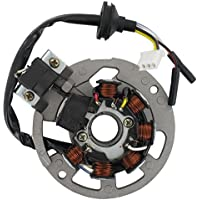 xfight-parts–Piastra D' ancoraggio con pick-up aussenliegend 5cavo 1x 3e 2x 1pol. 2tempi 50ccm Minarelli sdraiato Motor AC/LC 1E40QMB