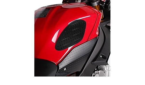 TnT R 160 TRK 502 Motea Grip L nero GT Leoncino//Trail Paraserbatoio Laterale Benelli BN 251// 302// R// 600 TnT 1130//899