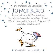 Jungfrau: Sternzeichenbücher