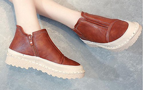 chaussures en cuir chaussures nouvelles chaussures de sport chaussures à fond plat 1