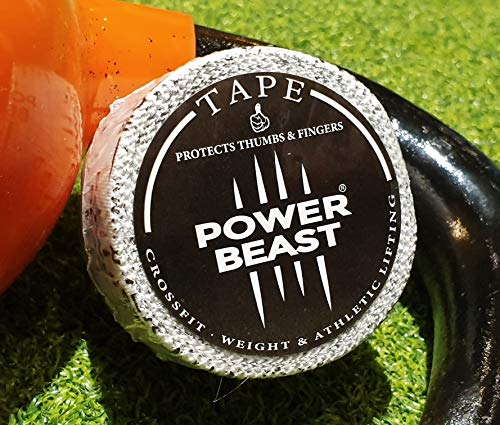 Zoom IMG-2 power beast tape weight lifting