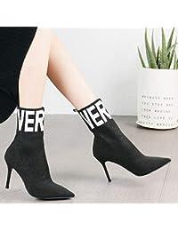 Amazon.es: letras Zapatos para mujer Zapatos: Zapatos y