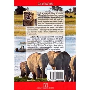 Guida dei mammiferi d'Africa e guida pratica al safari