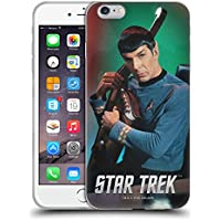 Head Case Designs Official Star Trek Harp Spock Soft Gel Case for Apple iPhone 6 Plus/6s Plus