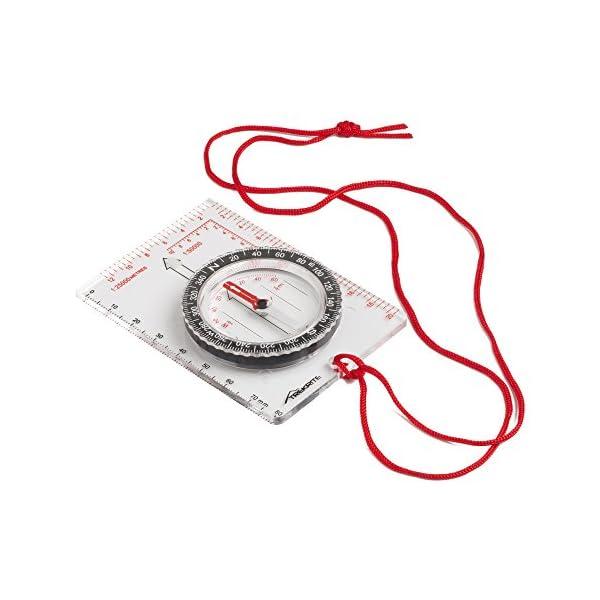 Trekrite Starter Small Map Navigation Compass