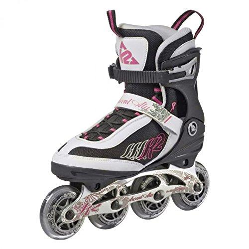 K2 Ascent Alu W Größe 42 Damen Inline Skates Inliner