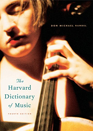 The Harvard Dictionary of Music (English Edition)
