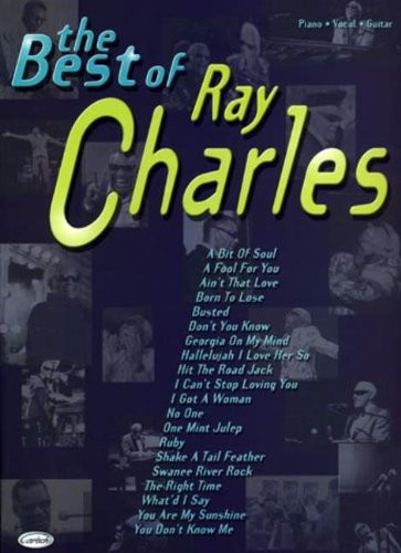 BEST OF - arrangiert für Songbook [Noten / Sheetmusic] Komponist: CHARLES RAY