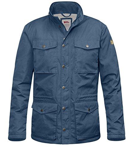 Fjällräven Herren Räven Winter Jacket Daunenjacken, Uncle Blue, 2 XL