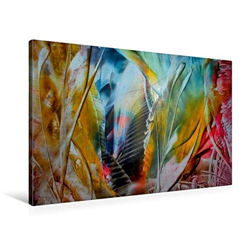 Premium Textil-Leinwand 90 cm x 60 cm quer, Entwicklungen | Wandbild, Bild auf Keilrahmen,...