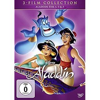 Aladdin - Teil 1, 2 & 3 [3 DVDs]