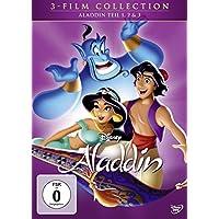 Aladdin - Teil 1, 2 & 3