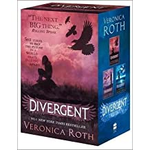 [Divergent Series Boxed Set (Books 1-3)] (By: Veronica Roth) [published: February, 2014]