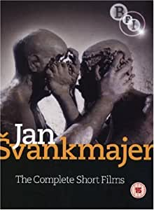 Jan Svankmajer - The Complete Short Films [DVD]
