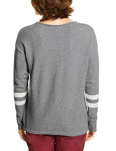 Cecil Damen Pullover Grau Middle Grey Melange 30733 -dryas.eu 1f12a77f4c