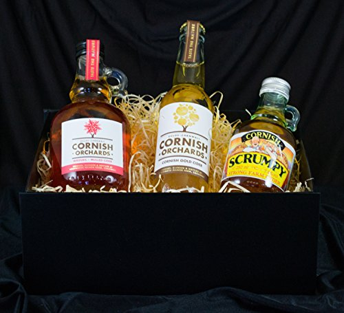 Simply Cornish Hampers Father's Day Cider Selection Gift Box