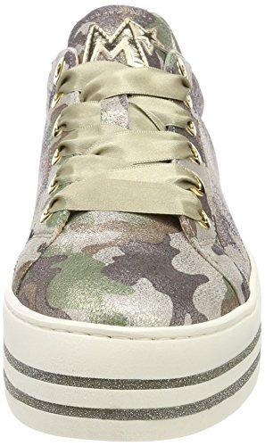 Maripé 26245, Sneaker Donna Mehrfarbig (Burma Military 1055 Fog)