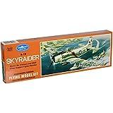 Maquette en bois - Douglas A-1H Skyraider