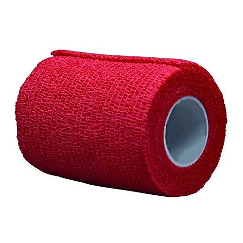 uhlsport Tube-It-Tape Sporttape, rot, One Size