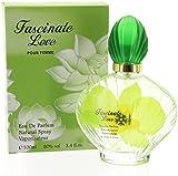 Fascinate Love Ladies Women Perfume Eau De Parfum Spray Fragrance New 100ml